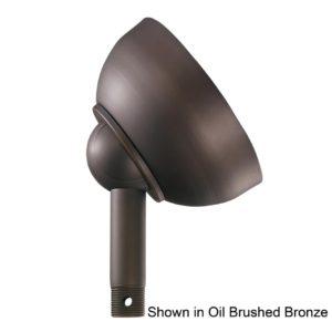 Fan Hanging Adapter in Satin Natural Bronze