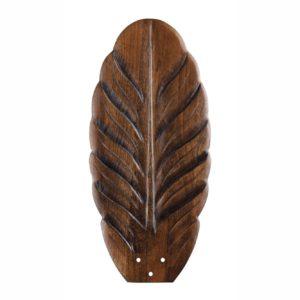 Fan Blades in American Walnut Stain - Solid Wood