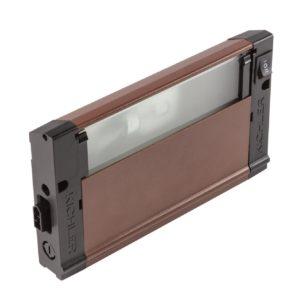 1 Light Light Bar in Bronze Textured